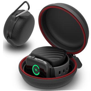 Apple watch charging dock with travel box