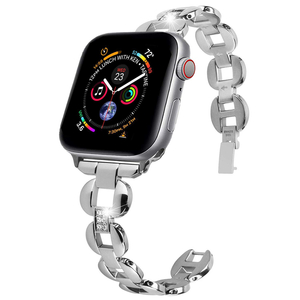 Apple watch stainless steel bands