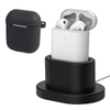 Air Pod Charger Dock with Airpods Case Cover for Airpods Accessories