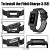 Fitbit Charge 3 / Charge 3 SE Bulid-in Rugged Replacement Bands