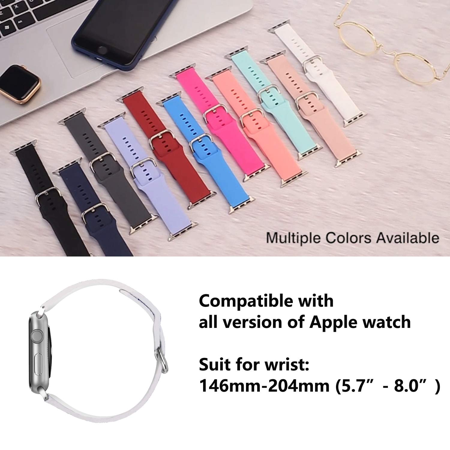 Apple Watch Band 38MM 42MM 40MM 44MM