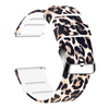 Silicone Print Watch Bands - 22mm