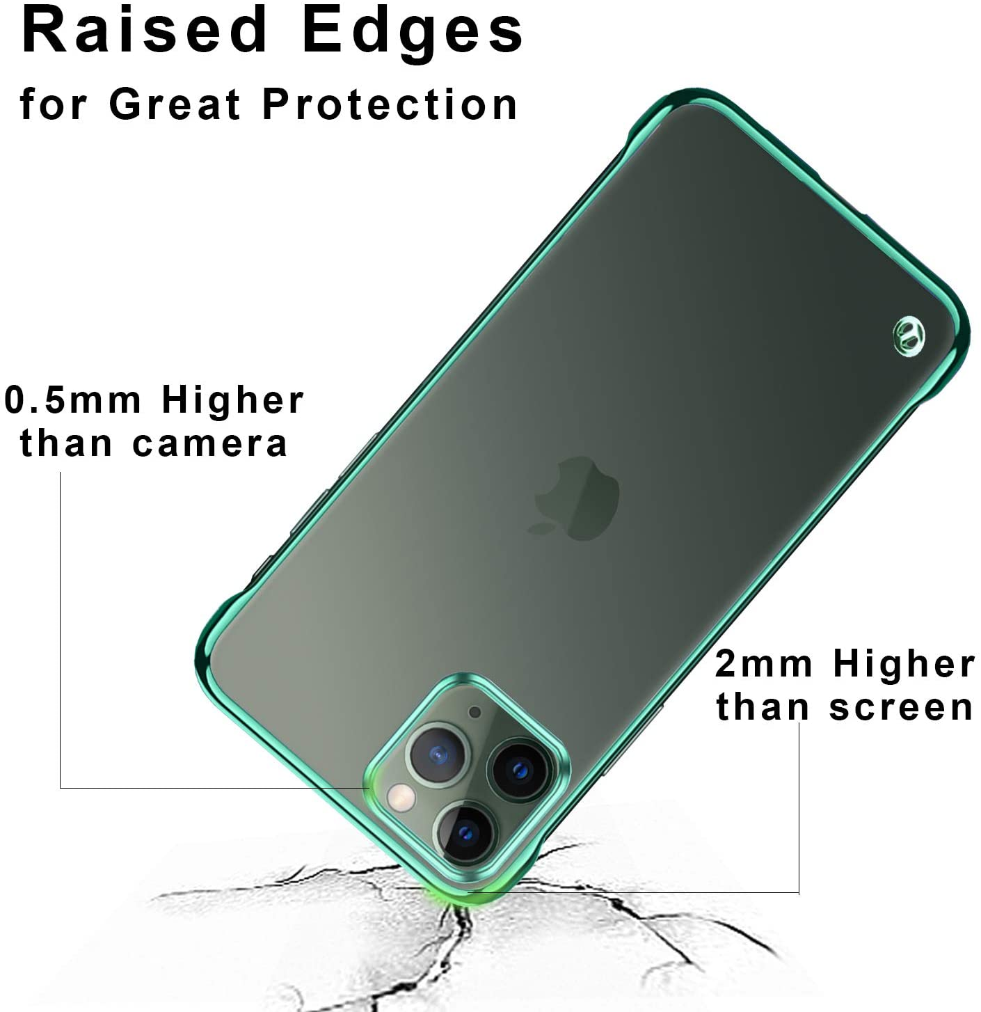 iPhone 11 Pro Case-Frameless